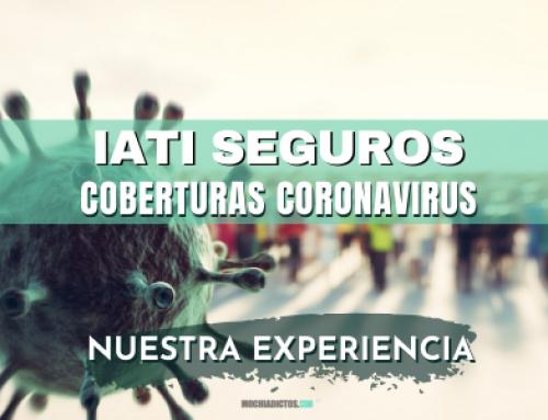 Iati Seguros coberturas coronavirus ¡Mi experiencia!