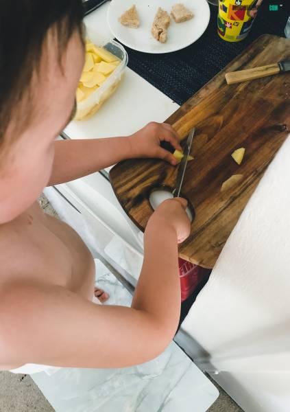 como entretener a los niños en casa
