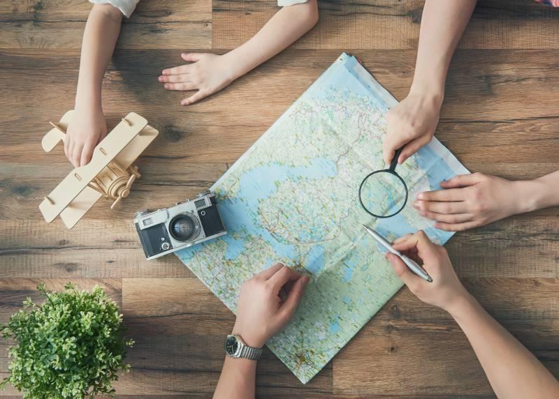 como preparar un viaje largo