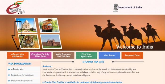 como-sacar-visado-india-e-visa