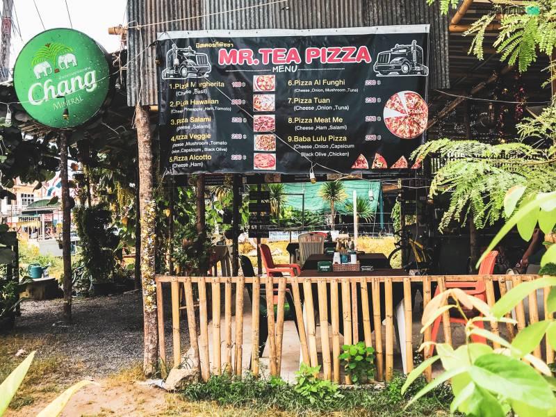 donde comer en Koh Phangan