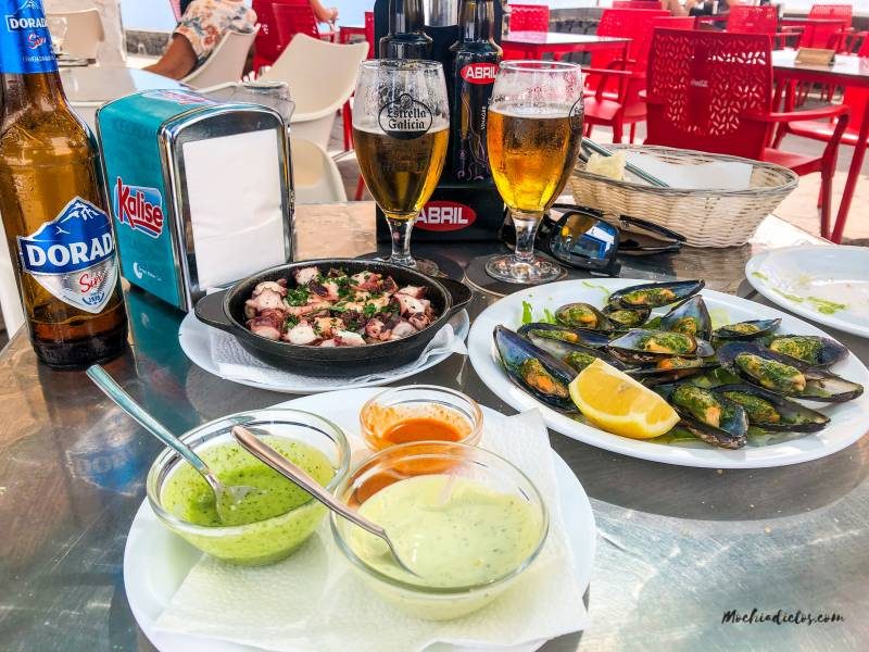 donde comer en Lanzarote