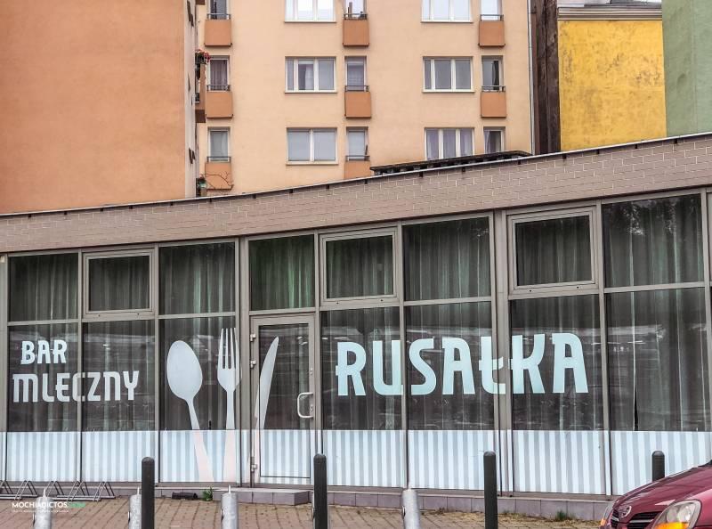 donde comer en Varsovia en un dia