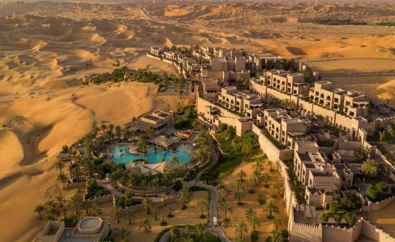 donde dormir en Abu Dhabi con niños