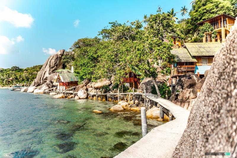guía de viaje a Koh Tao