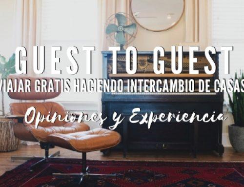 HomeExchange: Opiniones y mis experiencias [Guía completa intercambio de casas]