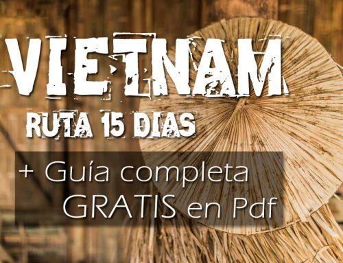 Viajar a Vietnam por libre: Consejos + ruta de 15 días.
