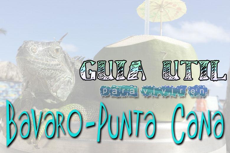 Guía útil para empezar a vivir en Bávaro, Punta Cana