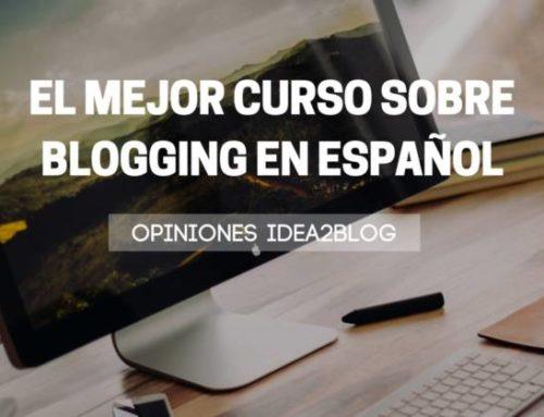 La verdad sobre el curso Idea2blog : Opiniones y mi experiencia con el curso.
