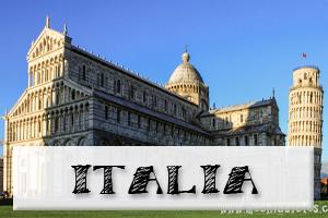Italia: Guías de viaje por Europa por libre