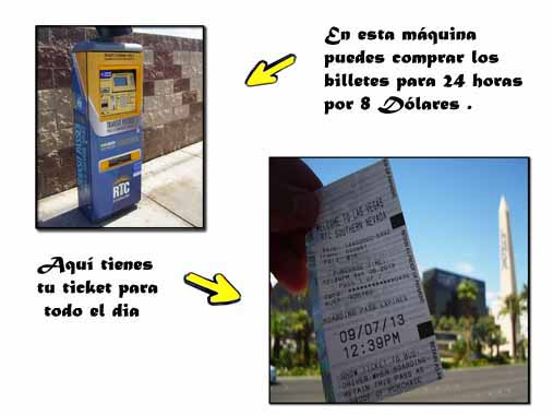 maquina y ticket