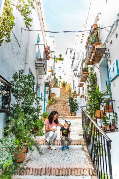 Que hacer en Frigiliana, el pueblo más bonito de Málaga