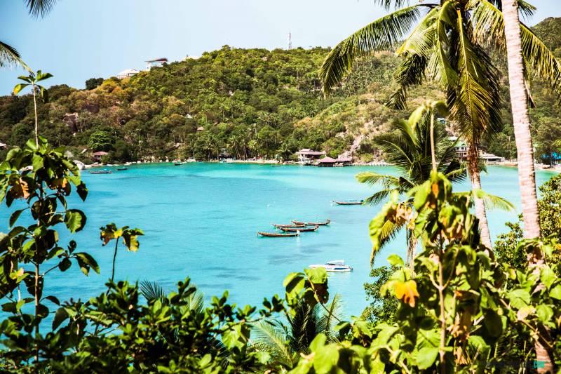 mejores islas que ver en Tailandia