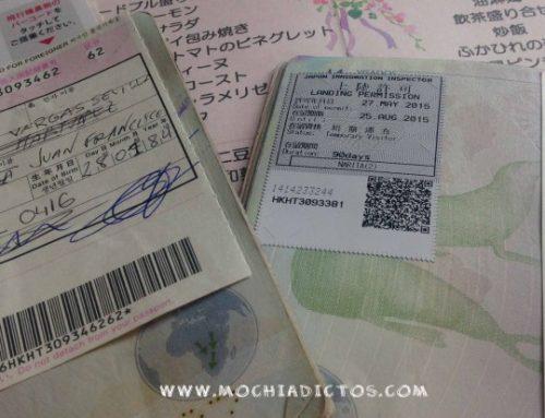 Visado para viajar a  Japón para Españoles
