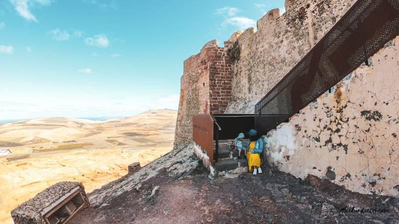 planes alternativos en familia en Lanzarote