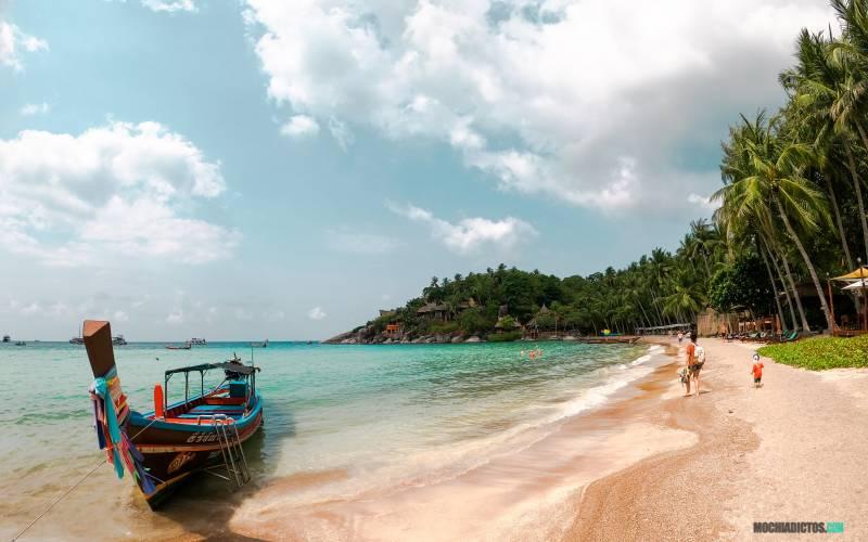 playas koh Tao, Sairee