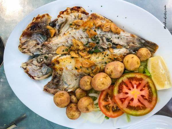 que comer en Lanzarote vieja