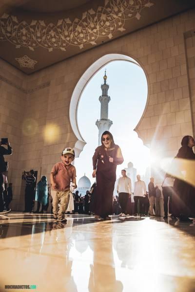 que hacer en Abu Dhabi con niños