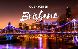 que hacer en Brisbane, Australia.