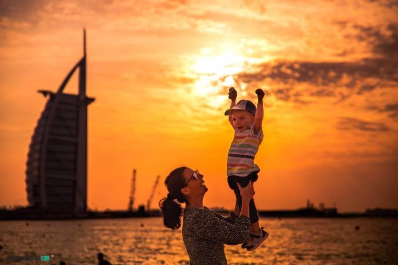 que hacer en Dubai con niños