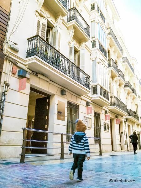 que hacer en Málaga con niños
