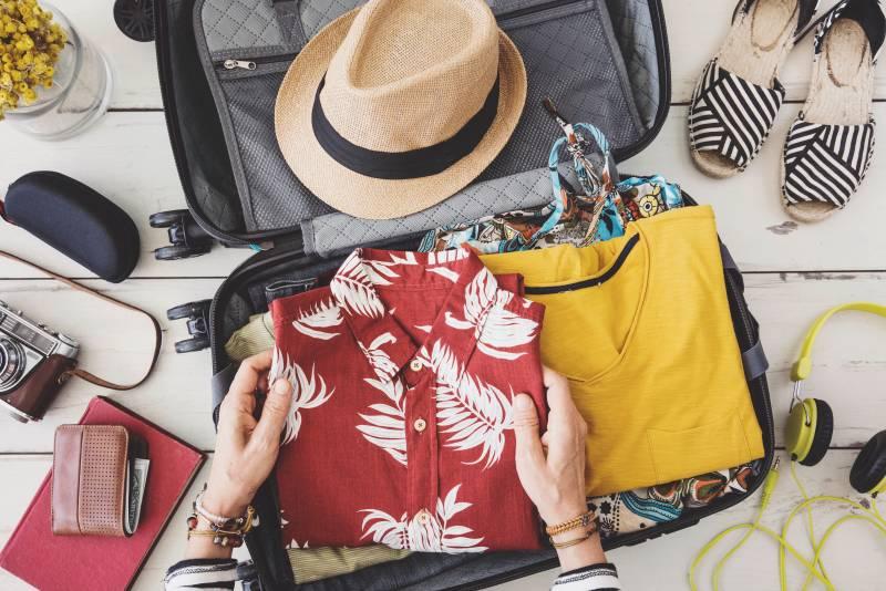 que llevar en la mochila para un viaje de tres meses