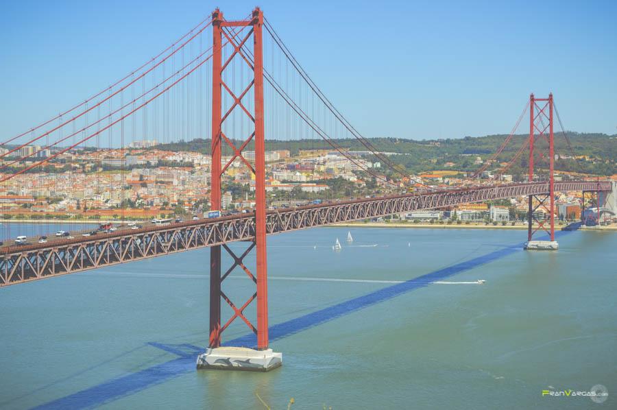 Puente 25 Abril Lisboa