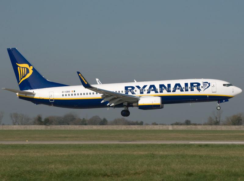 Ryanair Barcelona