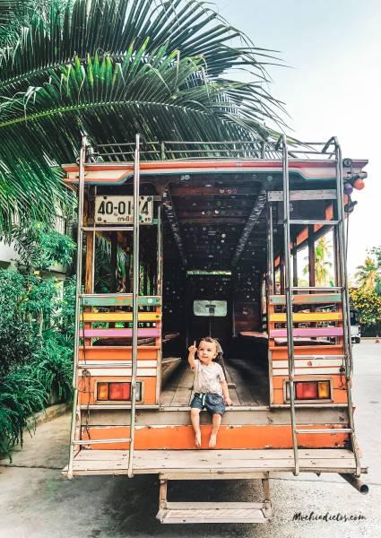 transporte en ao nang guía de viaje