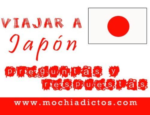 Como organizar un viaje a Japón por libre: Preguntas y Respuestas