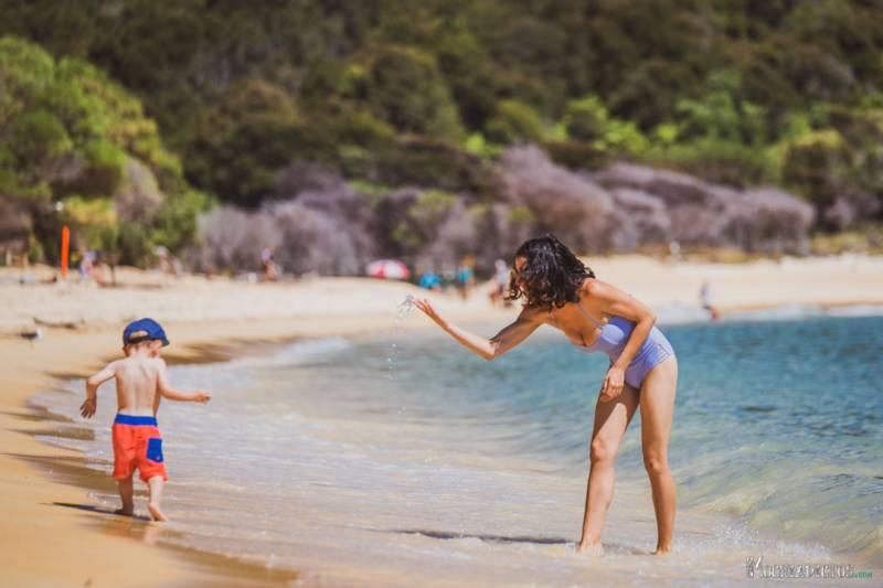viajar a Nueva Zelanda con bebé