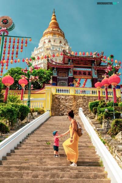 viajes con niños en verano Malasia