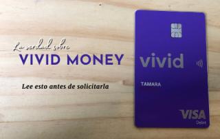 vivid money opiniones
